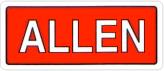 Allen Pump, logo